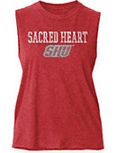 Sacred Heart University Women's Muscle Tank Top