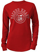 Sacred Heart University Women's Sarah Waffle Long Sleeve T-Shirt