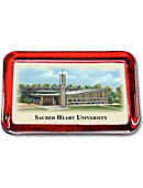 Sacred Heart University Paperweight Pen and Ink
