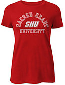 Sacred Heart University Pioneers Women's Freshy T-Shirt