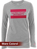 Sacred Heart University Women's Long Sleeve T-Shirt