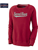 Sacred Heart University Women's Crewneck Sweatshirt