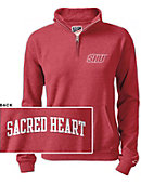 Sacred Heart University Women's 1/2 Zip Top