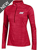 Sacred Heart University Women's 1/4 Zip Tech Top