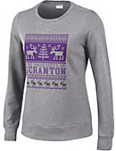 University of Scranton Women's Crewneck Ugly Sweater Sweatshirt