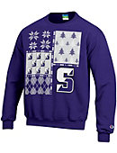 University of Scranton Ugly Sweater Crewneck Sweatshirt