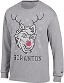 University of Scranton Royals Ugly Sweater Long Sleeve T-Shirt