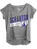 Alta Gracia University of Scranton Women's Amelia T-Shirt