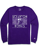 University of Scranton Long Sleeve Athletic Fit T-Shirt