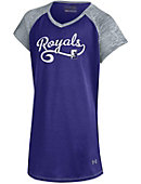 University of Scranton Royals Baseball Youth Girls T-Shirt