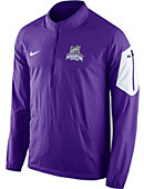 Nike University of Scranton 1/2 Zip Lockdown Jacket
