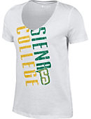 Siena College Women's V-Neck T-Shirt