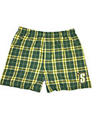 Siena College Flannel Boxers