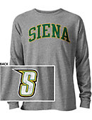 Siena College Long Sleeve Victory Falls T-Shirt