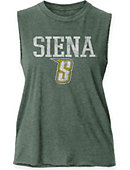 Siena College Women's Muscle Tank Top