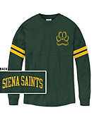Siena College Saints Women's Ra Ra T-Shirt