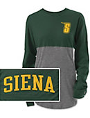 Siena College Women's Long Sleeve Ra Ra T-Shirt