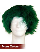 Siena College Game Wig
