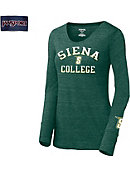 Siena College Saints Long Sleeve T-Shirt