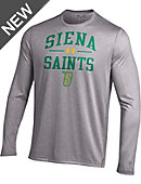 Under Armour Siena College Long Sleeve Tech T-Shirt