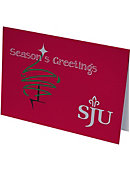 Saint Joseph's University Holiday Greeting Cards 10-Pack