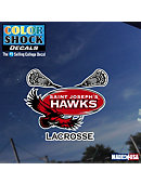 Saint Joseph's University Hawks Decal
