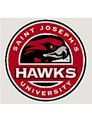 Saint Joseph's Hawks Decal
