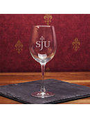 Saint Joseph's University 16 oz. Wine Glass