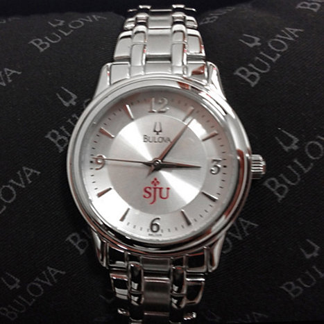 Product: Women's SJU Silver Bulova Watch