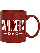 Saint Joseph's University Dad 11 oz. Mug