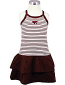 Saint Joseph's University Todler Girl Ruffle Dress
