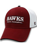 Saint Joseph's University Stretch Fitted Micro Mesh Cap