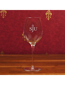 Saint Joseph's University 12 oz. Titan Wine Glass