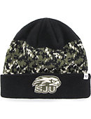 Saint Joseph's University Operation Hat Trick Cuffed Beanie