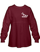 Saint Joseph's University Girls' Youth Pom Pom Pull Over