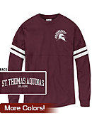 St. Thomas Aquinas College Spartans Women's Ra Ra T-Shirt
