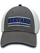 Brevard College Stretch Fitted Micro Mesh Cap