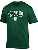 Mount Ida College Volleyball T-Shirt