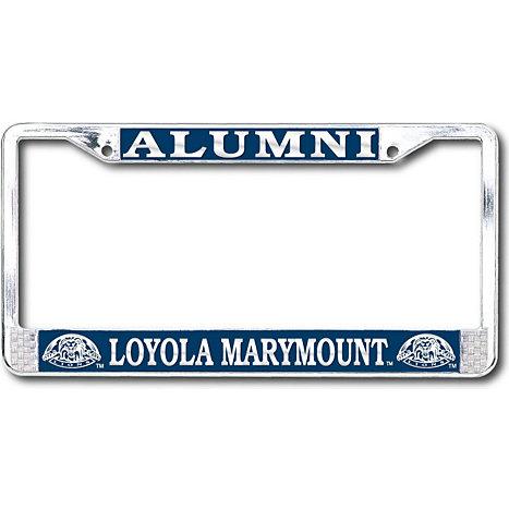 Loyola Marymount University Alumni License Plate Frame