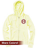 Loyola Marymount University Women's Full Zip Hooded Sweatshirt