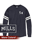 Mills College Women's Ra Ra T-Shirt