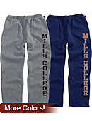 Mills College Open Bottom Sweatpant