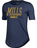 Under Armour Mills College Cyclones Women's Charged Cotton T-Shirt