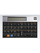 HP-12C PLAT PROGRAMMABLE CALCULATOR
