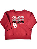 University of Oklahoma Sooners Infant Crewneck sweatshirt