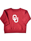 University of Oklahoma Infant Crewneck Sweatshirt