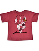 University of Oklahoma Football Player Infant T-Shirt