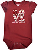 University of Oklahoma Sooners Infant Bodysuit
