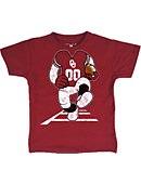 University of Oklahoma Toddler T-Shirt