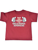 University of Oklahoma 'This Kid Loves' Toddler T-Shirt